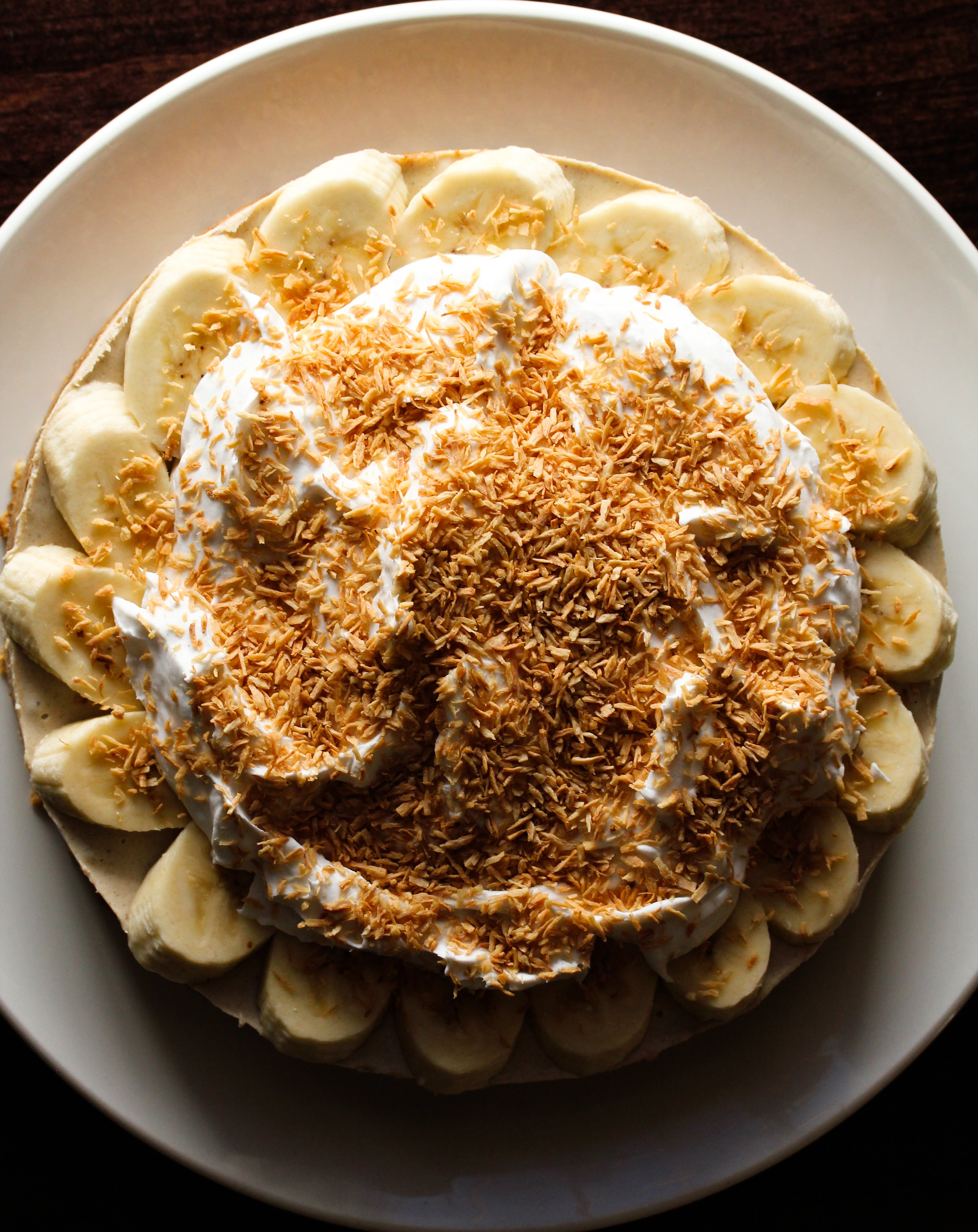 Banana Coconut Cream Pie (1 of 1) WEB