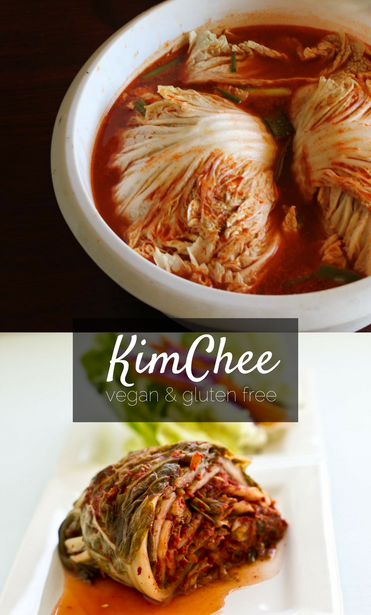 Healthy and probiotic fermented kimchee will add zing to any dish, boost your immune system and make your skin glow! It's easier than you think!