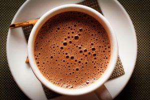 Hot Chocolate Maca
