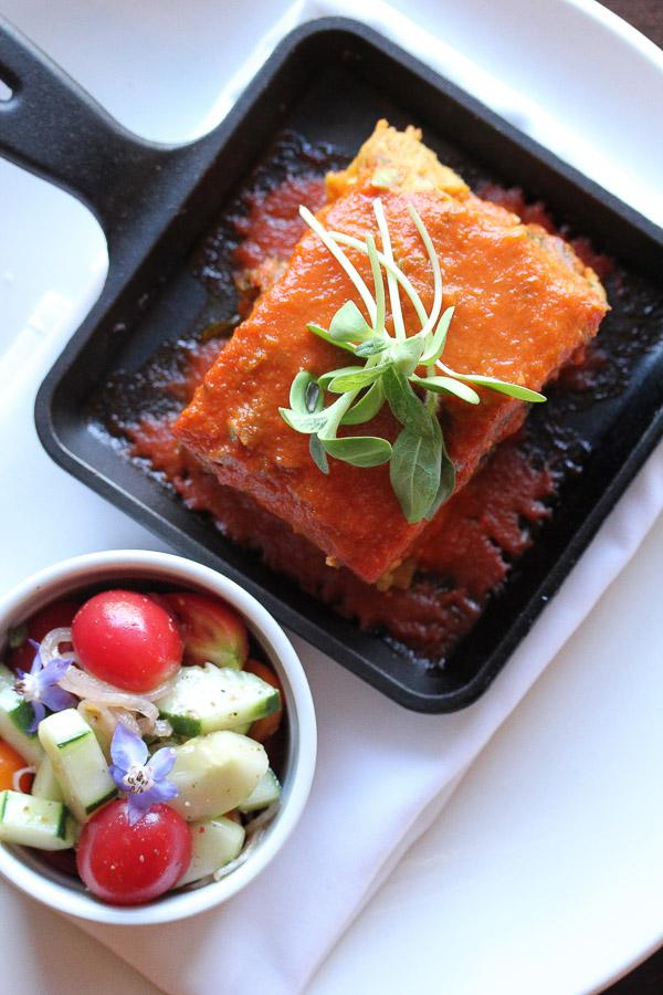 Gluten Free Vegan Tofu Lasagna