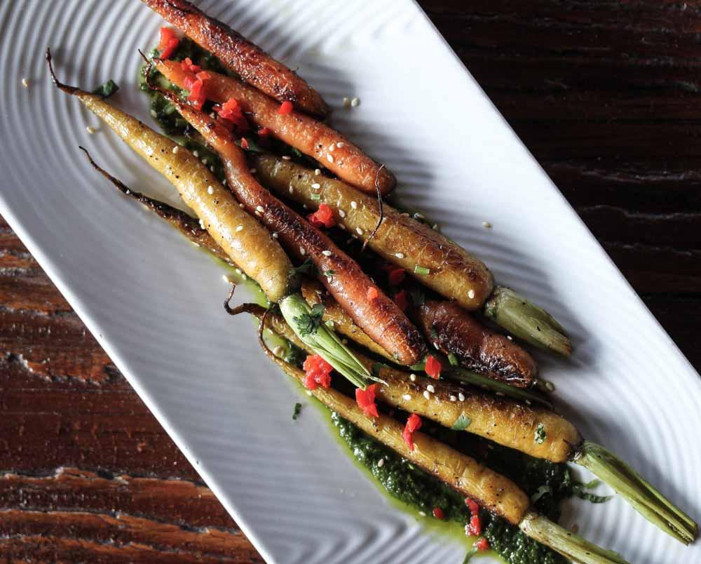 Roasted Carrots-5