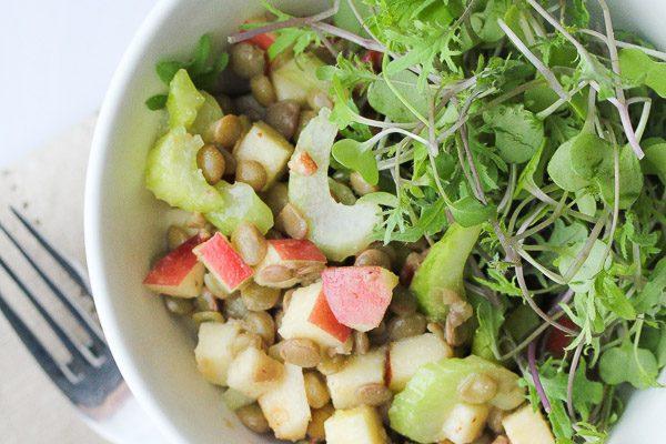 Lentil Apple Salad-2