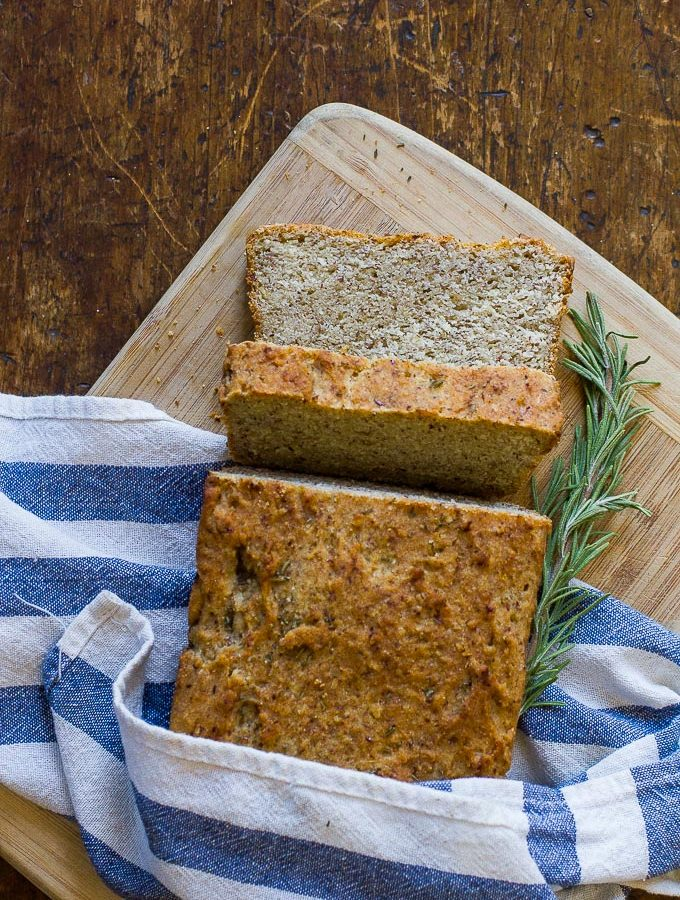 The only vegan & GF bread recipe you'l ever need