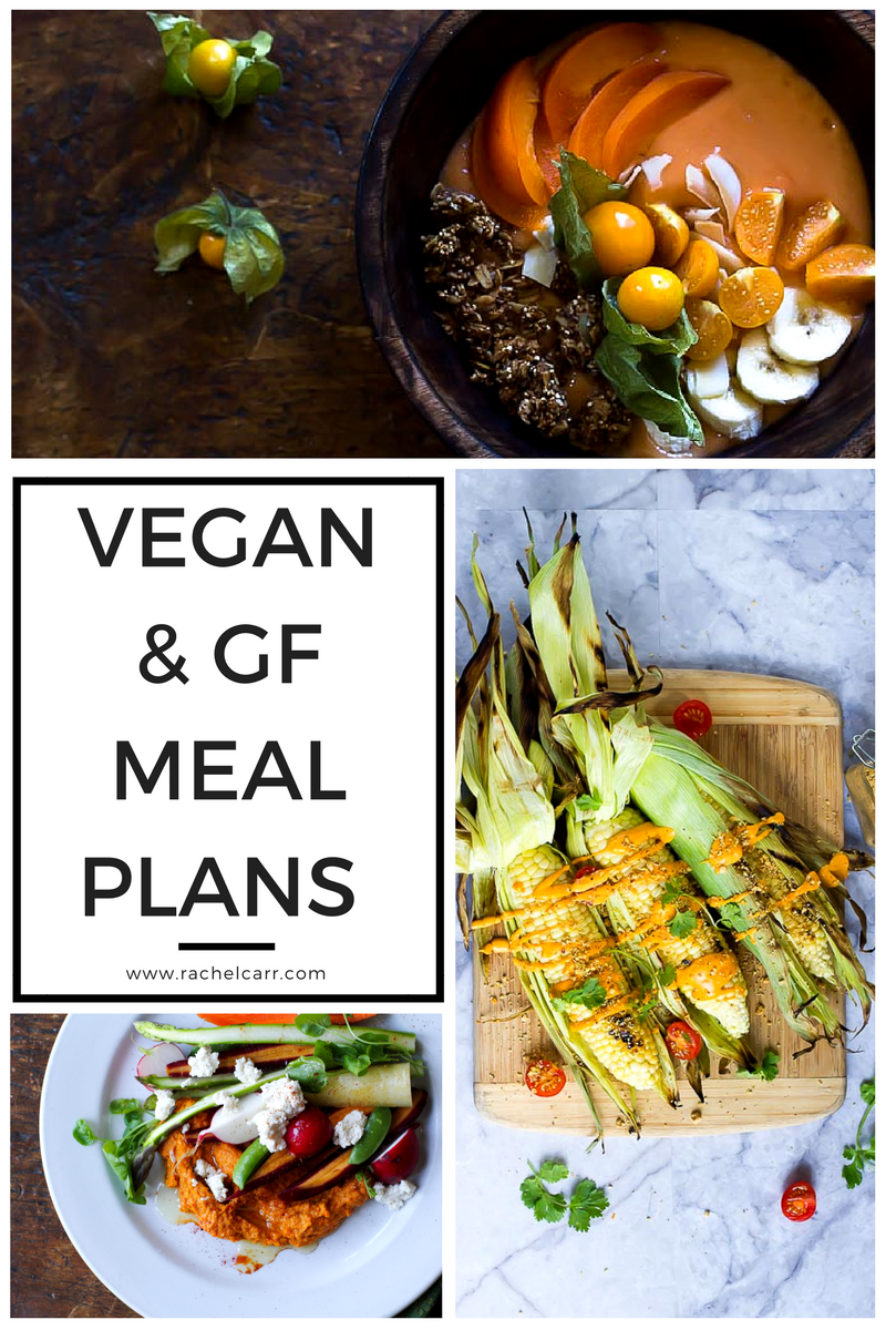 Vegan & GF Meal Plans-weekly seasonal recipes with a done-for-you shopping list and prep guide. Expand your knowledge of vegan cooking, save time and eat seasonally!