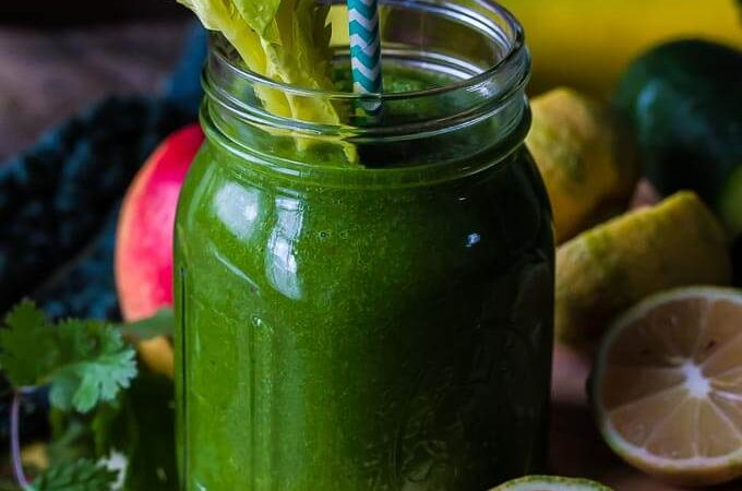Vital Green Smoothie